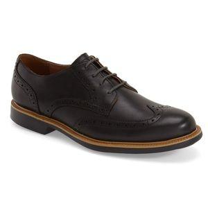 Cole Haan Mens Great Jones Wingtip Work Shoes 9.5